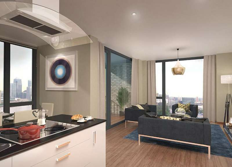 2 Bedrooms Flat for sale in Christchurch Way, Greenwich, London, SE10 0AG