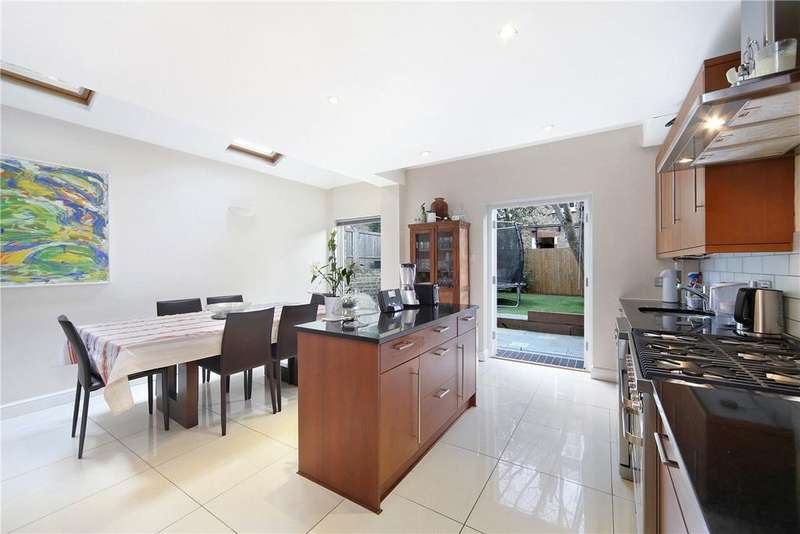 5 Bedrooms Terraced House for sale in Gowan Avenue, London, SW6
