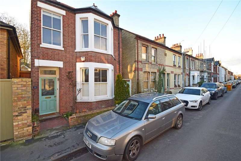 4 Bedrooms End Of Terrace House for rent in Hardwick Street, Cambridge, Cambridgeshire, CB3