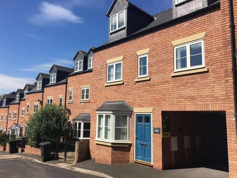 2 Bedrooms Apartment Flat for rent in Mill House Mews, Abbey Foregate, Shrewsbury