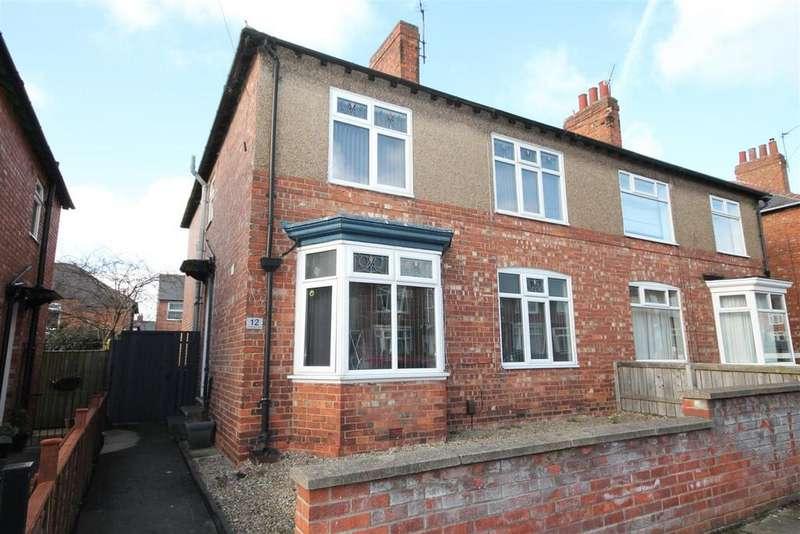 4 Bedrooms Semi Detached House for sale in Holmlands Road, Darlington