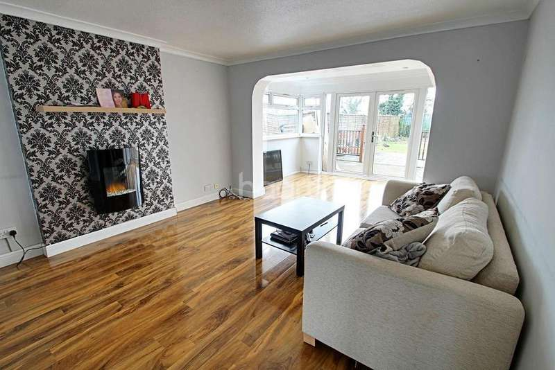4 Bedrooms Detached House for sale in Shottens Close, Leicester
