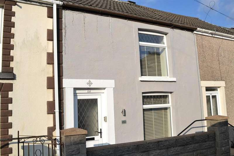 2 Bedrooms House for sale in Swansea Road, Waunarlwydd, Swansea