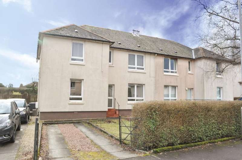 2 Bedrooms Flat for sale in Ferguson Avenue, Milngavie, East Dunbartonshire, G62 7TF