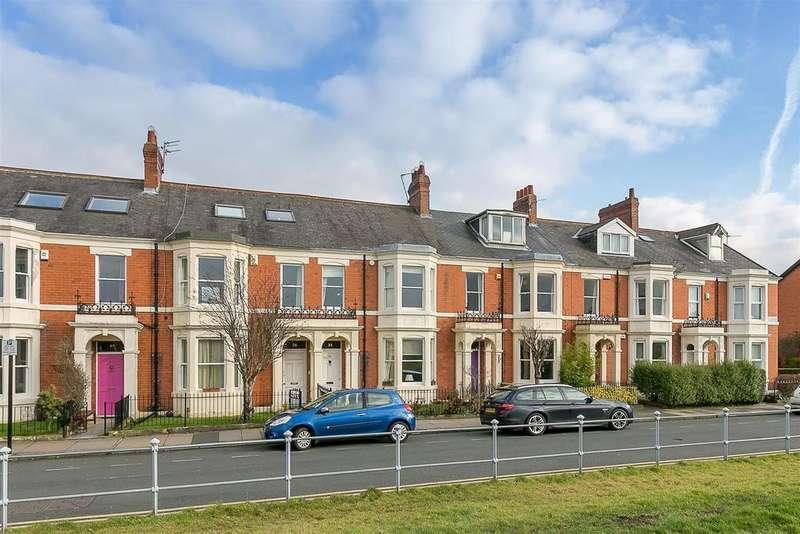 3 Bedrooms Terraced House for sale in Highbury, Jesmond, Newcastle upon Tyne