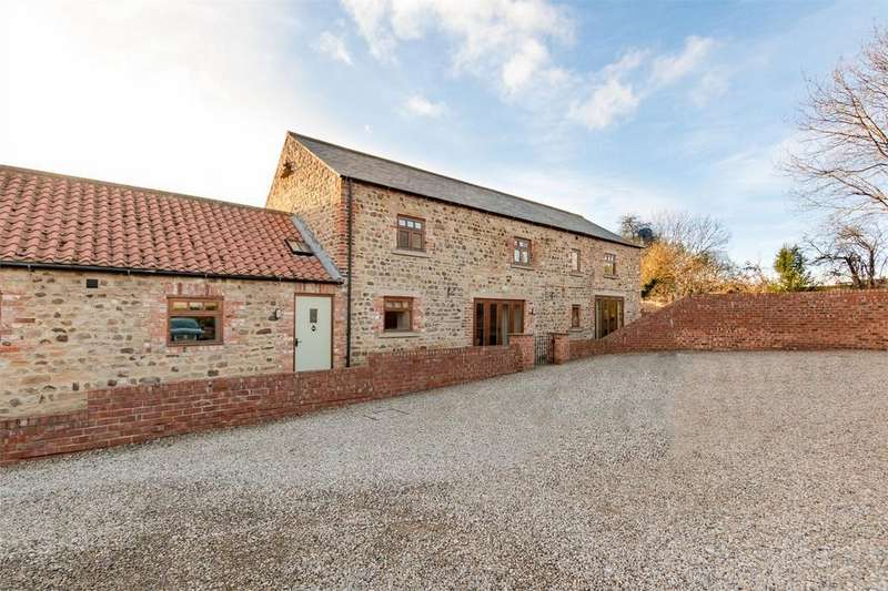 5 Bedrooms Barn Conversion Character Property for sale in Carthorpe, Bedale, North Yorkshire