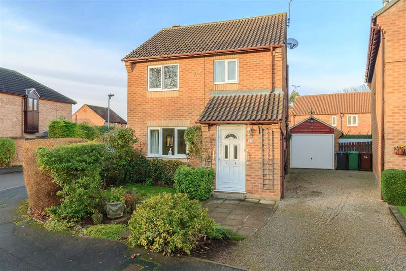 2 Bedrooms Detached House for sale in Glebe Field Drive, Wetherby, LS22 6WG