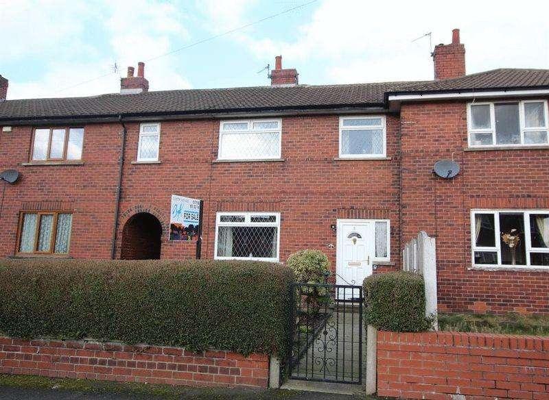 3 Bedrooms Terraced House for sale in Laburnum Lane, Newhey, Rochdale OL16 4LP