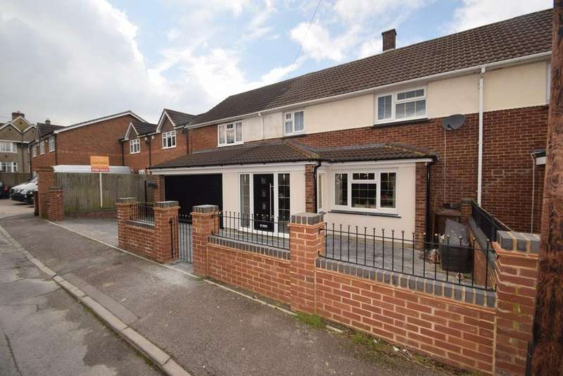 5 Bedrooms Semi Detached House for sale in Valley View Road, Rochester, ME1