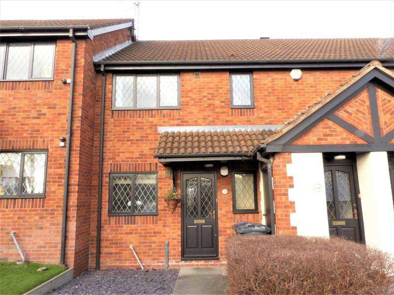 1 Bedroom Maisonette Flat for sale in Waterside Close, Birmingham