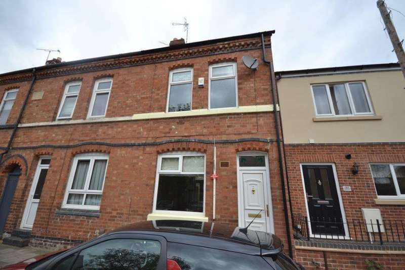 2 Bedrooms Terraced House for sale in Newmarket Street, Leicester