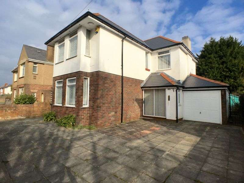 Property for sale in Ashgrove Whitchurch Cardiff CF14 1BE