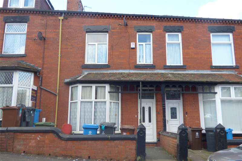 4 Bedrooms Terraced House for sale in Newport Street, Coppice, Oldham, Greater Manchester, OL8