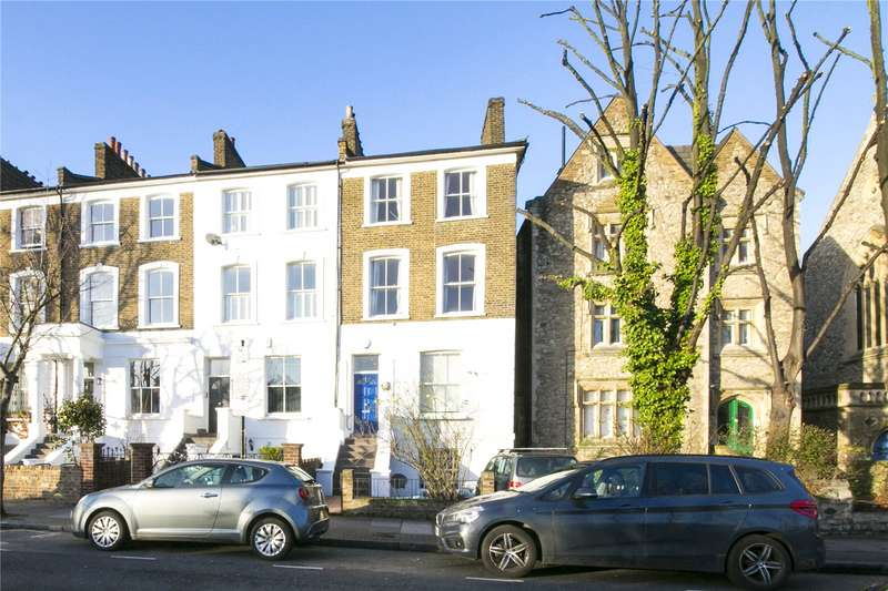 4 Bedrooms Semi Detached House for sale in Mildmay Grove North, Canonbury, N1