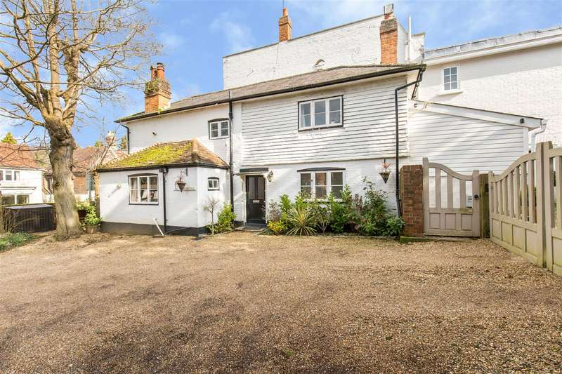 House for sale in High Street, Brasted, Westerham