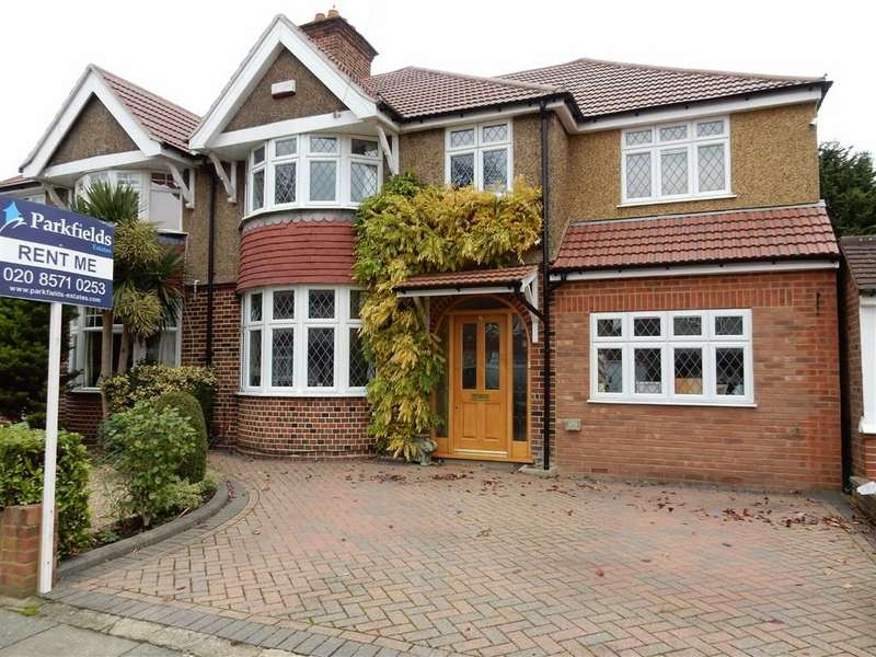 5 Bedrooms Semi Detached House for rent in Blossom Waye, Hounslow
