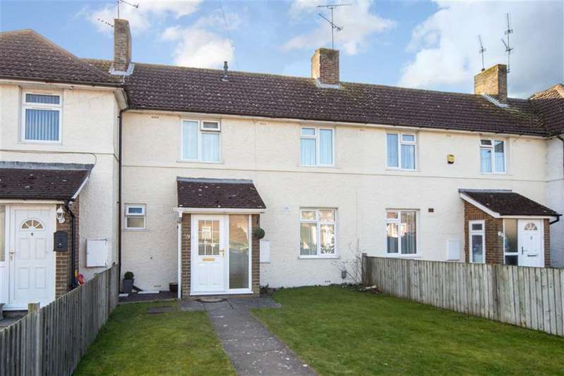 3 Bedrooms Terraced House for sale in Worthington Road, Dunstable, Bedfordshire, LU6