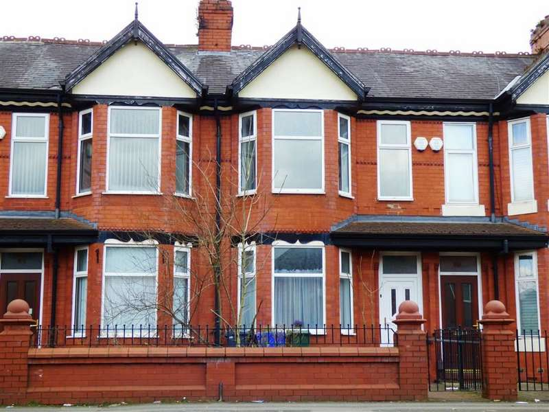 2 Bedrooms Terraced House for sale in Lloyd Street South, Fallowfield, Manchester, M14
