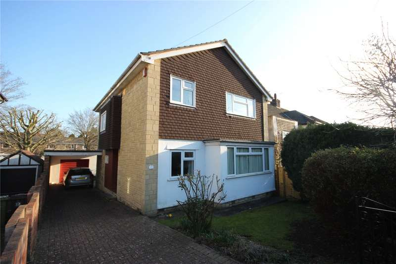 4 Bedrooms Property for sale in Bell Barn Road Stoke Bishop Bristol BS9