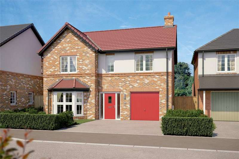 4 Bedrooms Detached House for sale in Plot 9 Rosebury, Guisborough