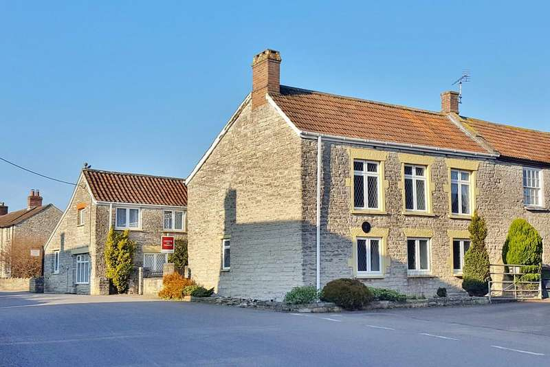 6 Bedrooms Semi Detached House for sale in Cross Roads, Baltonsborough