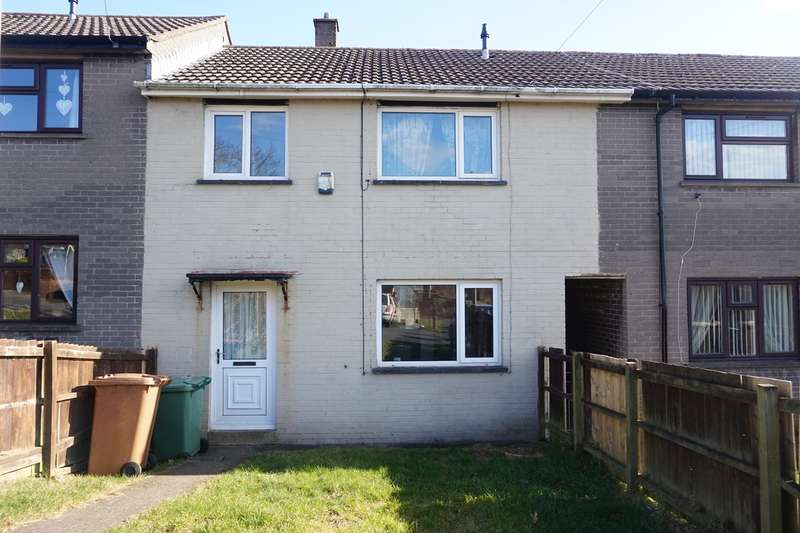 3 Bedrooms Terraced House for sale in Ty Llwyd Walk, Aberbargoed, Bargoed, CF81