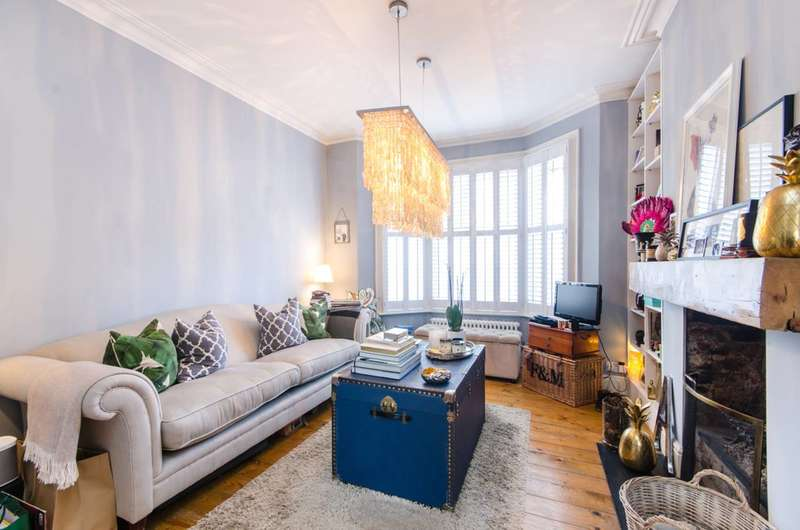 1 Bedroom Flat for sale in Greyhound Road, Kensal Rise, NW10
