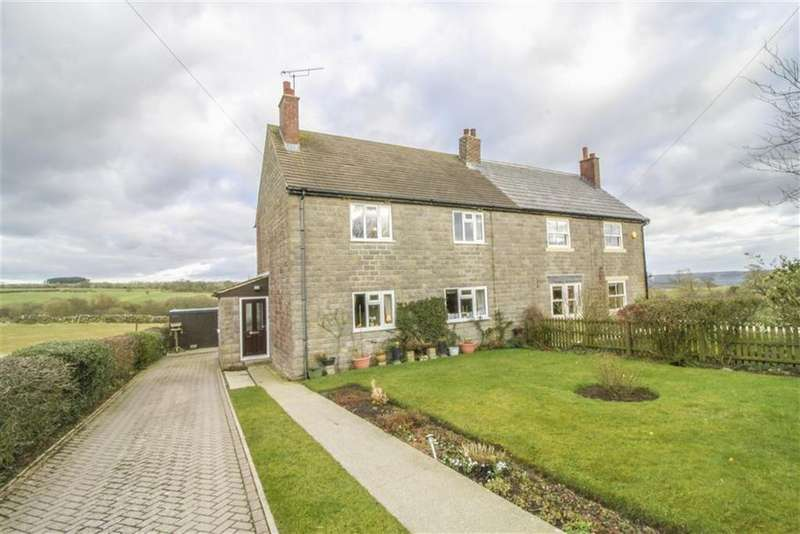 3 Bedrooms Semi Detached House for sale in Gale Lane, Otley, West Yorkshire