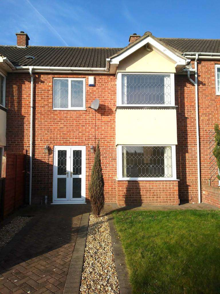 3 Bedrooms Terraced House for rent in Oak Way, Cleethorpes DN35
