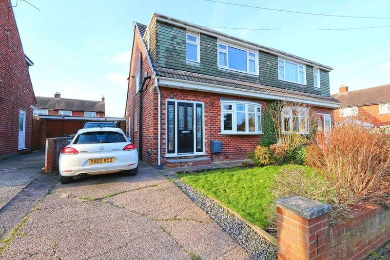 3 Bedrooms Semi Detached House for sale in 4 Glen Close, Rixton
