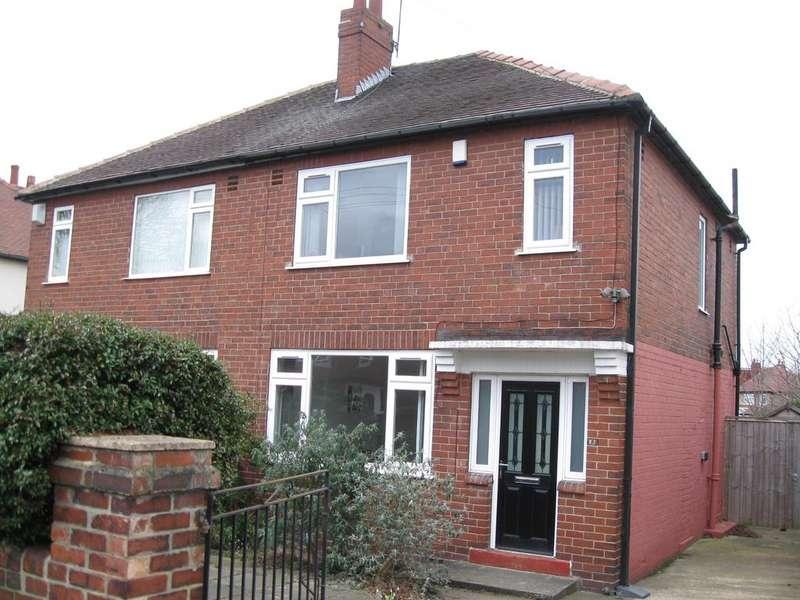 3 Bedrooms Semi Detached House for sale in Sandway, Leeds LS15