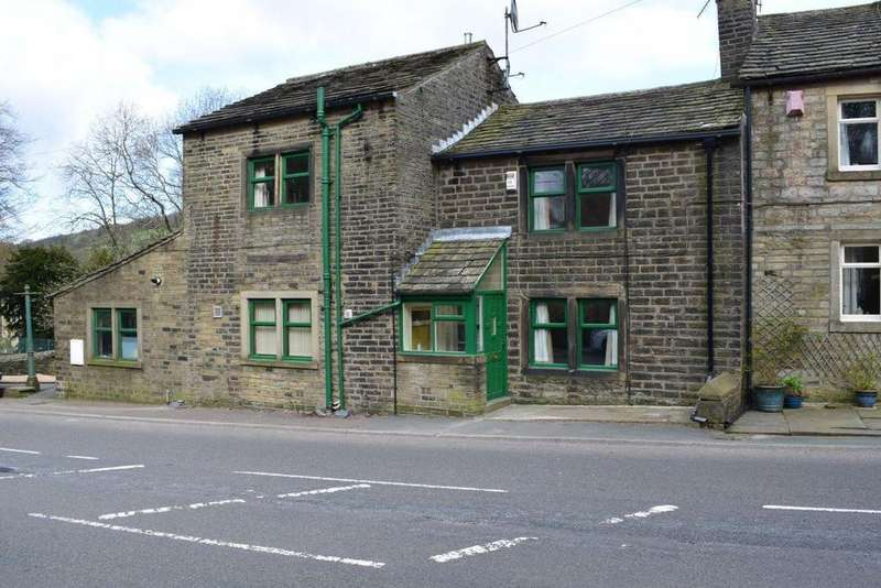 3 Bedrooms Terraced House for rent in Oldham Road, Rishworth
