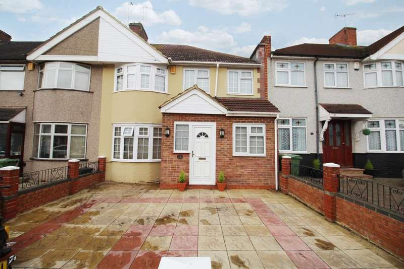 4 Bedrooms Semi Detached House for sale in Montrose Avenue Welling DA16