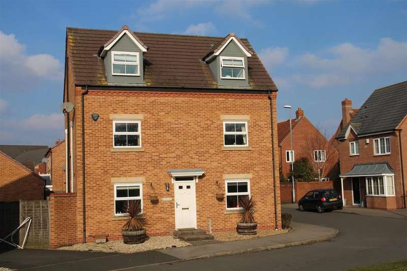 5 Bedrooms Detached House for sale in Valley Drive, Wilnecote, Tamworth