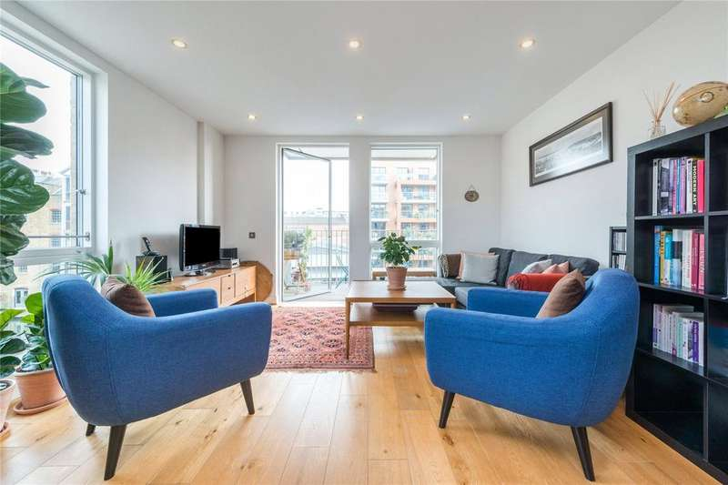 3 Bedrooms Flat for sale in Hertford Road, Islington, London