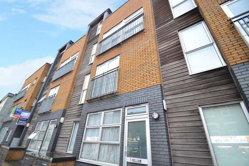 2 Bedrooms Maisonette Flat for sale in Loampit Hill Lewisham SE13