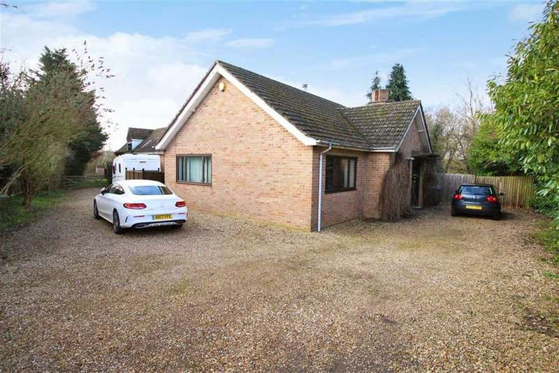 4 Bedrooms Detached Bungalow for sale in Woodbine Hill, Southam, CV47