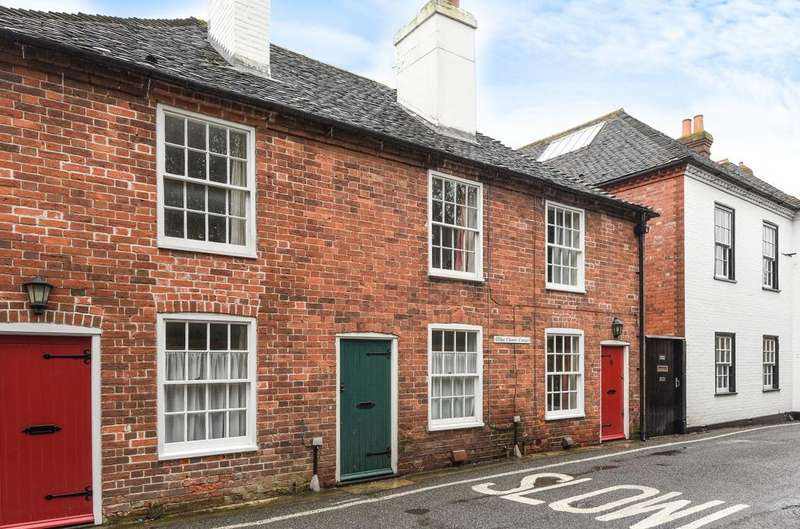 2 Bedrooms House for sale in White Chimney Row, Westbourne, PO10