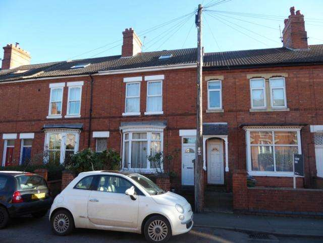 3 Bedrooms Terraced House for sale in Park Road Loughborough