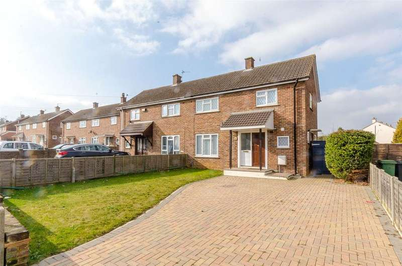 3 Bedrooms Semi Detached House for sale in Willington Street, Maidstone, Kent, ME15