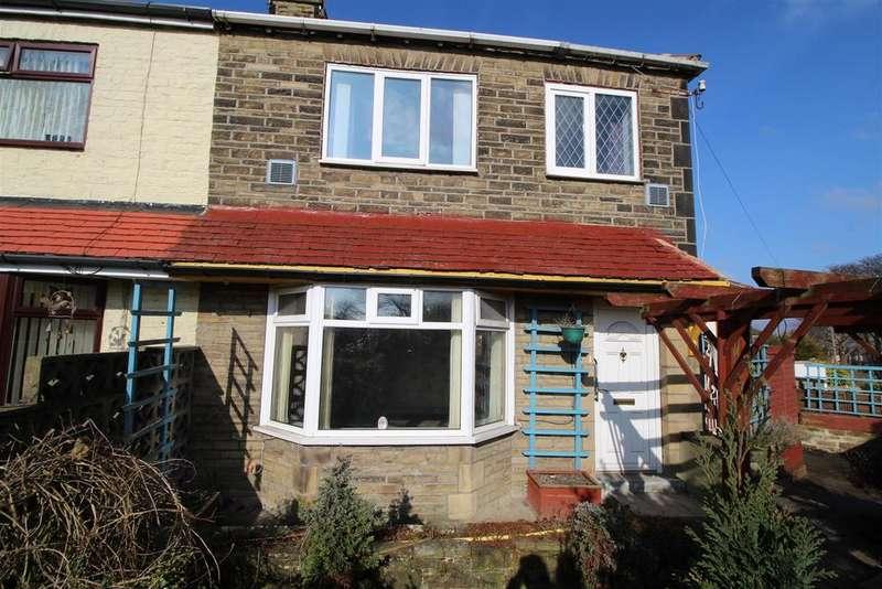 3 Bedrooms Semi Detached House for sale in Denbrook Avenue, Bradford