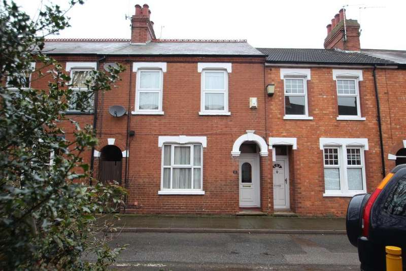 3 Bedrooms Terraced House for sale in St. Mary Street, New Bradwell, Milton Keynes