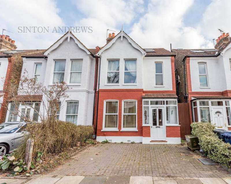 5 Bedrooms House for sale in Birkbeck Road, Ealing, W5