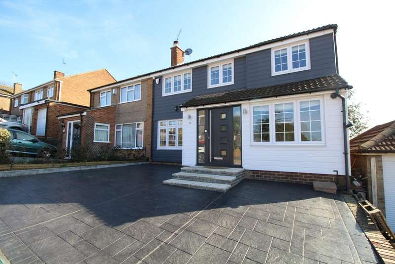 5 Bedrooms Semi Detached House for sale in Pepper Hill Northfleet DA11