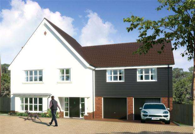 5 Bedrooms Detached House for sale in Pampisford Road, Abington, Cambridge, Cambridgeshire