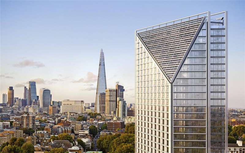 1 Bedroom Flat for sale in Two Fifty One, Southwark Bridge Road, London, SE1