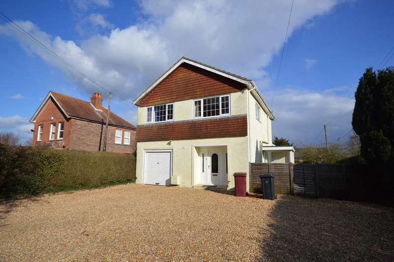4 Bedrooms Detached House for rent in Broad Road, Hambrook, PO18