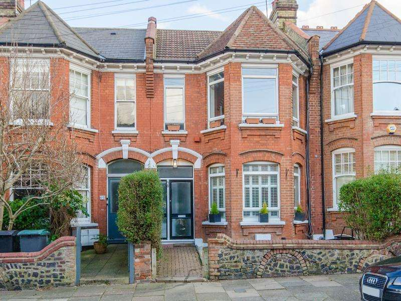 5 Bedrooms Terraced House for sale in Windermere Road, N10