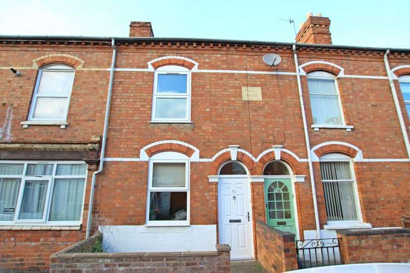3 Bedrooms Terraced House for sale in Southfield Street, ARBORETUM