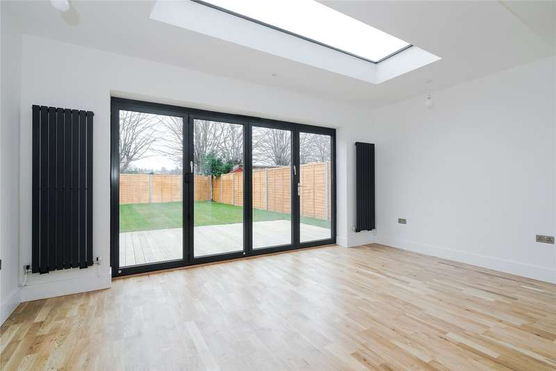5 Bedrooms House for sale in Rogers Road, Wandsworth, London, SW17